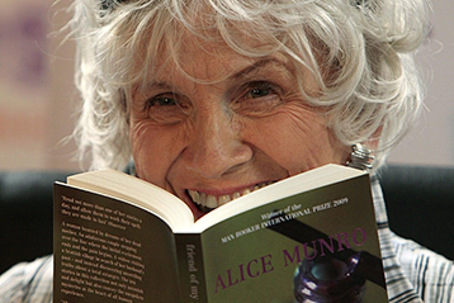 Profil dan Penghargaan Alice Munro Penulis di Kanada