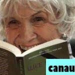 Penulis Asal Kanada, Alice Munro Menangkan Nobel Sastra