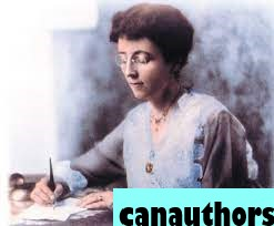 Profil Lucy Maud Montgomery, Penulis Asal Kanada